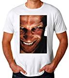 Photo de 1GD Aphex Twin Portrait T-Shirt pour Hommes par 1GD