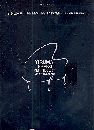Music Sales - Spartito The Best of Yiruma per piano solo, con 17 brani