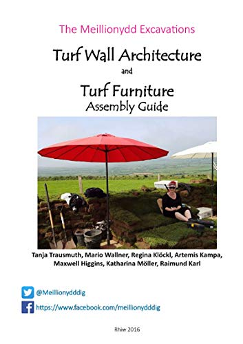 Turf Wall Architecture and Turf Furniture Assembly Guide (English Edition)