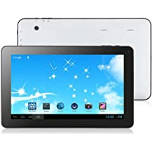 TurboTAB V16 Quad-Core 10.1 memoria 16GB (RAM de 1 GB, 4 core cada uno de 1.5 GHz, Android, cámara frontal y principal, WIFI Tablet PC) Technikware
