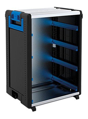 Sortimo WorkMo 24-750 inklusive 8 Kofferschienen, 1000004447