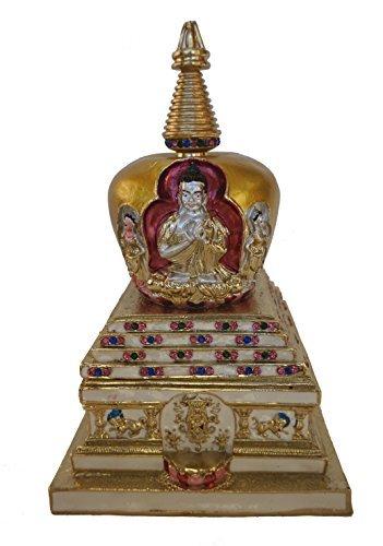 Bejeweled Vairocana Stupa