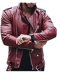 it e Gilet pelle cappotti di giacca Amazon uomo Giacche M ORxxpwd 5b02a6957d4