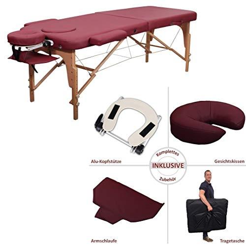 Massageliege klappbar Zen