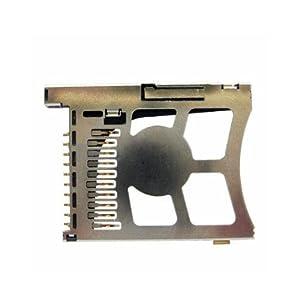 BisLinks® PSP Memory Card Teil Slot Reader für Sony PSP 1000 2000 3000 Repair Fix