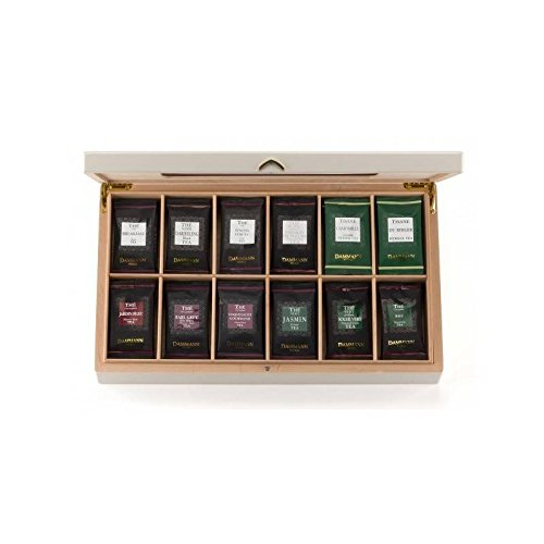 Dammann Collection de thé – Palace Coffret de 48 sachets