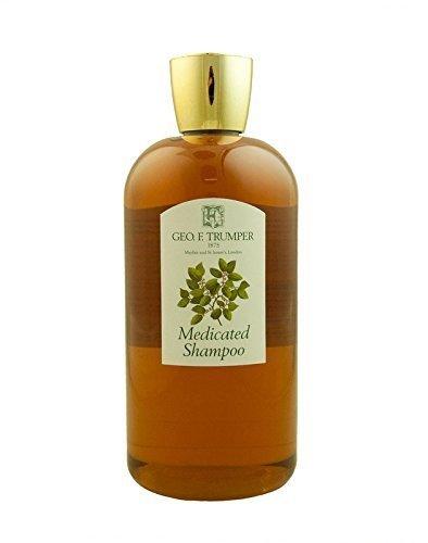 Kohle-teer Shampoo (Geo. F. Trumper Natur Medizinisches Shampoo Groß 500ml Flasche)