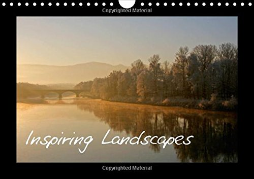 Inspiring Landscapes / UK-Version 2015: Landscapes from Europe and America / Version for UK (Calvendo Nature)