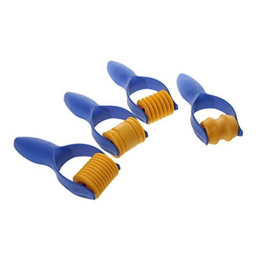 MagiDeal-4pcs-Rodillo-Estampador-De-Pasta-De-Modelar-De-PVC