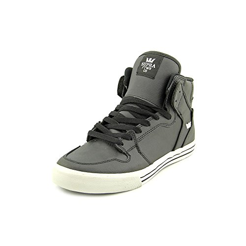 Supra - Vaider Chaussures pour hommes Black-White