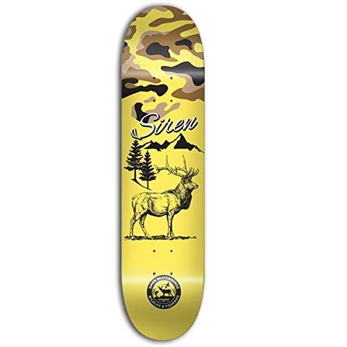 Siren Wildlife 2Elk Skateboard Deck