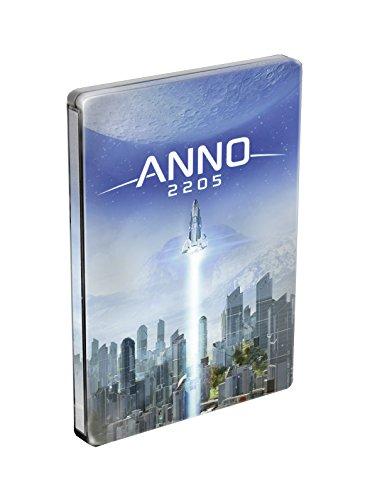 ANNO 2205 - Standard inkl. Steelbook (exkl. bei Amazon.de)