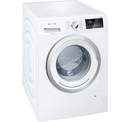 Siemens iQ300 WM14N200GB 8 kg 1400 spin Freestanding Washing Machine in White
