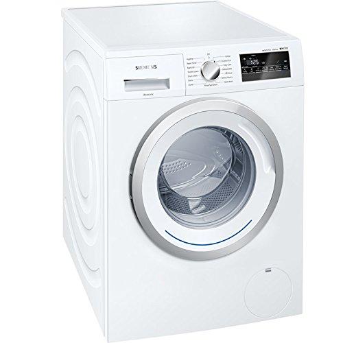 Siemens iQ300 WM14N200GB 8 kg 1400 spin Freestanding Washing Machine in White