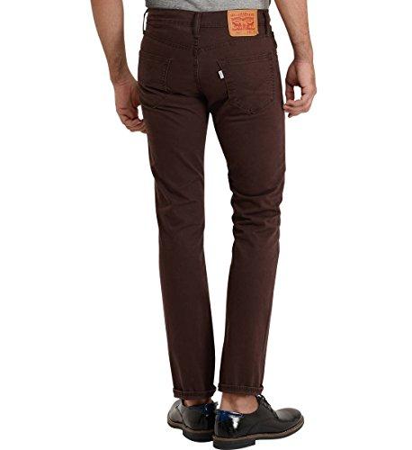 levis-herren-jeanshose-braun-32-34