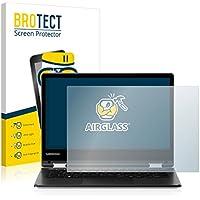 BROTECT Protector Pantalla Cristal para Medion Akoya E2221T Cristal Vidrio Glass Screen Protector - AirGlass