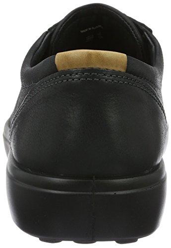 Ecco Ecco Soft 7 Men's, Sneakers basses homme Noir (51707Black/Black)