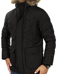 JACK & JONES Herren Parka jcoHOLLOW Winterjacke Mantel Jacket Regular Fit