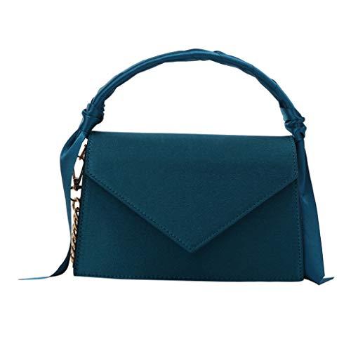 5ee34aec8fde Borse a mano con tracolla donna moda Borse a Spalla Pochette Elegante  Piccole borsa Women Leather