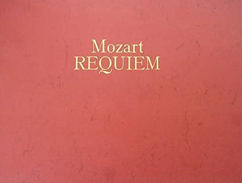 Requiem - KV 626 - Vollständige Faksimile-Ausgabe im Originalformat [Edition