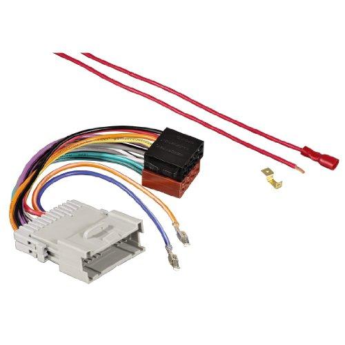 2000 Silverado-zubehör (Hama Kfz-Adapter ISO für General Motors Bj. 1998-2008)