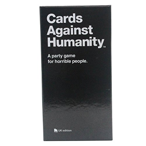 Card Boy Cards Against Humanity Basic Edition Whole Cards Set, a Party Game for Horrible P Preisvergleich