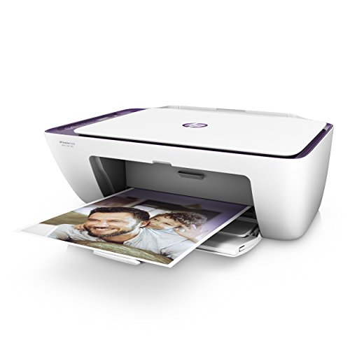 HP Deskjet 2634 Imprimante Multifonction Jet d'encre Couleur (7,5 ppm, 4800 x 1200 PPP, WiFi, Impression Mobile, USB, éligible Instant Ink)
