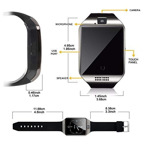 Zoom IMG-1 chereeki smartwatch bluetooth cinturino leggero