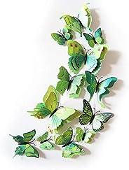 3D butterflies wall decoration