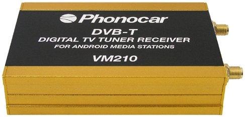 Phonocar-VM210digitalen TV-Tuner für die Vielfalt VM007/VM101