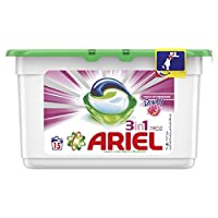 Ariel 3in1 PODS Touch Of Downy, Washing Liquid Capsules, 15 count