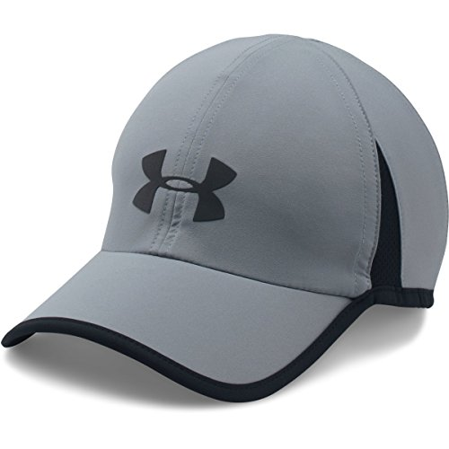 Under Armour Herren Men's Shadow Cap 4.0 Kappe, Steel, OSFA