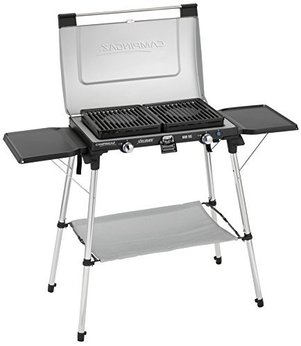 Campingaz Serie 600 SG Double Brenner Grill & stehen