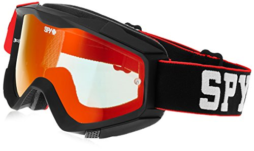 SPY OPTIC Mountainbike & Motocross KLUTCH Jersey red Downhill Goggle MX Brille