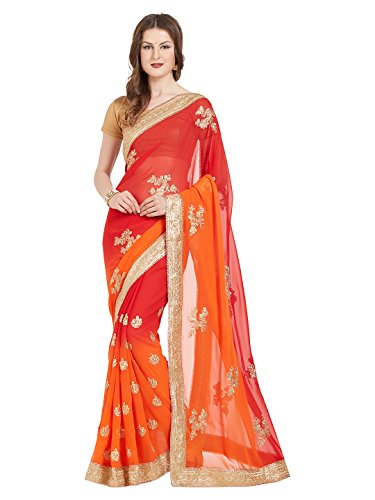Arohi Designer(Sarees For Women Party Wear Half Sarees Offer Art Silk New Collection 2018 In Latest With Designer Blouse Beautiful For Women Party Wear Sadi Offer Sarees Collection and Bhagalpuri Free