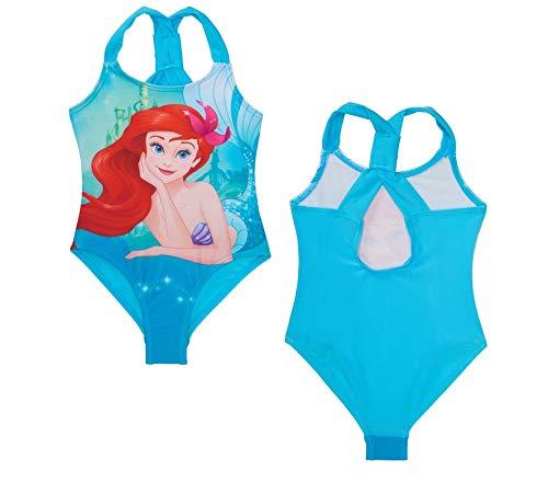 ***** Costume da Bagno Intero Mare Piscina Bambina Ariel LA Sirenetta