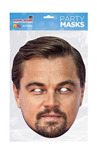 Thorness Leonardo Dicaprio Celebrity official Face Mask