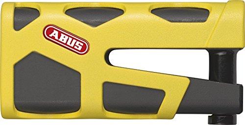 Abus 48736 bloccadisco meccanico, giallo