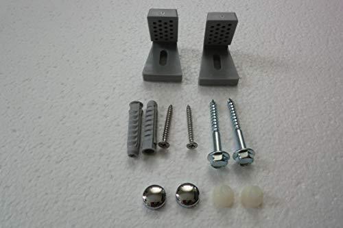 3 Gr/ö/ßen 200 x 300 mm 2 Farben 2 St/ück Element System 18133-00163 Schwerlasttr/äger verzinkt
