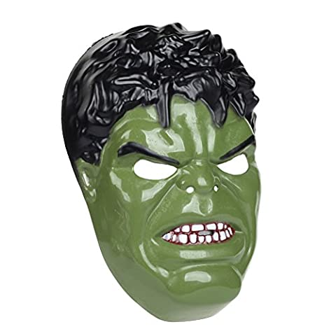 Halloween Super Hero Avenger MASK Party Costume Cosplay Child Toy - HULK
