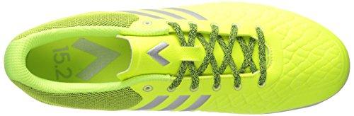 Adidas Ace 16.1 Primeknit Fg / ag morsetti di calcio (solare Verde, shock pink), 12,0 D (m) Us, Sola Solar Yellow/Silver Metallic/Clear Grey S12