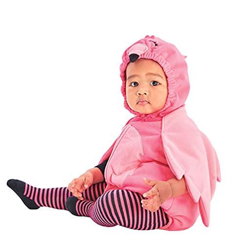 MisFox Baby Obst Kostüm Halloween Kleinkinder-Karnevalskostüme Tieroutfit Fruchtkleid Unisex Romper Outfits für Klein Baby Gr. 70-90 (Halloween-kostüme 7 Jungen Alten Monate)