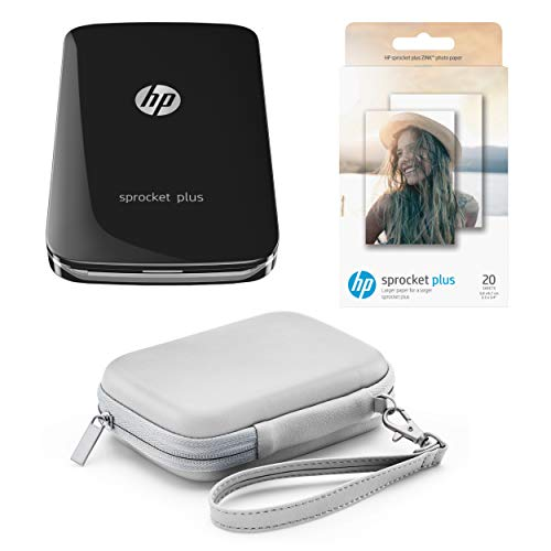 Pack HP Sprocket Plus - Impresora portátil + Papel