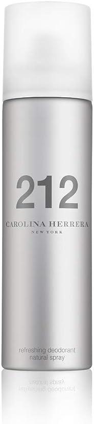 Carolina Herrera 212 NYC Deodorant Spray For Women, 150ml