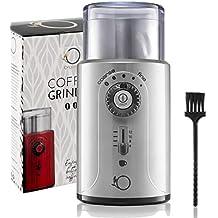 Molinillo de Café Electrico Ajustable 200W | Molinillo de Semillas, Nueces, Especias |