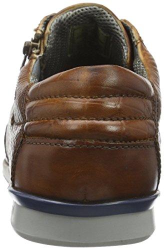 Bugatti 312137071100, Scarpe da Ginnastica Uomo Marrone (Braun (cognac 6300))