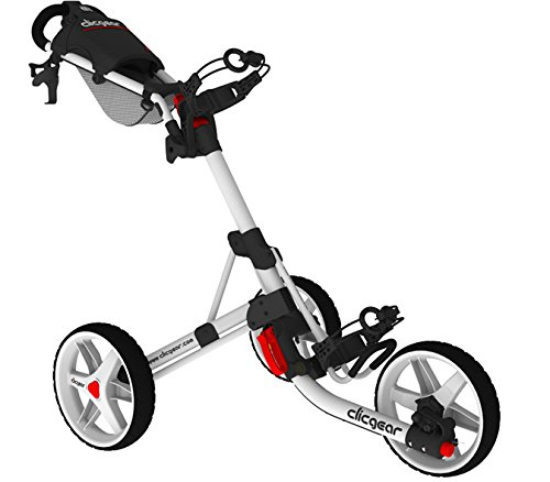 Clicgear 3.5+ - Golf Trolley Blanc