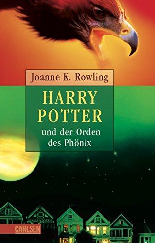 Harry Potter und der Orden des Phönix (Band 5) (Ausgabe für Erwachsene)