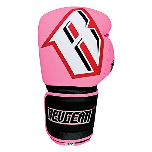 Sentinel Gel Pro Boxing Gloves - Pink Pink 12 oz