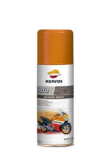 Repsol RP716E98 Spray Limpiador Moto Silicone